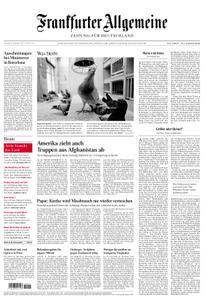 Frankfurter Allgemeine Zeitung F.A.Z. - 22. Dezember 2018