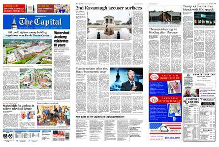 The Capital – September 24, 2018