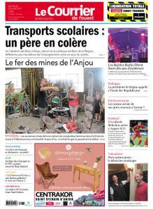 Le Courrier de l'Ouest Nord Anjou – 30 août 2019