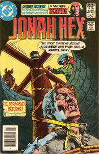 Jonah Hex 54 c2c DC Comics (1981 Nov)