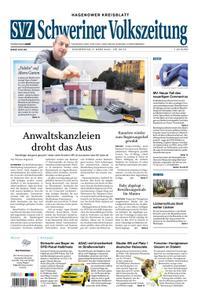 Schweriner Volkszeitung Hagenower Kreisblatt - 05. März 2020