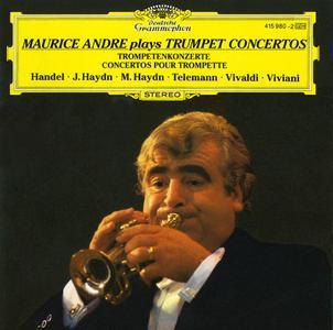 Maurice André - Trumpet Concertos (1986)