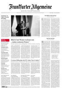 Frankfurter Allgemeine Zeitung - 4 Dezember 2020