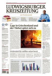 Ludwigsburger Kreiszeitung LKZ - 07 August 2021