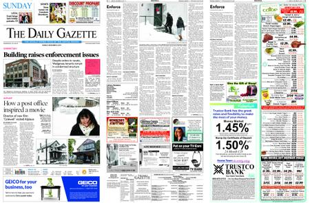 The Daily Gazette – December 08, 2019