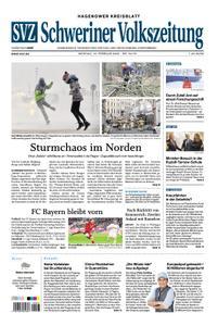 Schweriner Volkszeitung Hagenower Kreisblatt - 10. Februar 2020