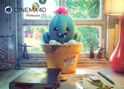 Maxon Cinema 4D Release R20.026