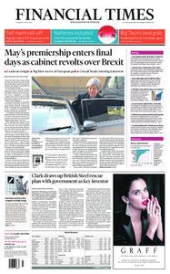 Financial Times UK – May 23, 2019