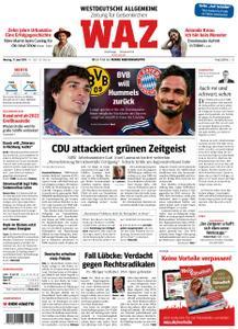 WAZ Westdeutsche Allgemeine Zeitung Gelsenkirchen - 17. Juni 2019