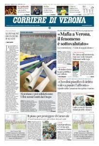 Corriere di Verona - 7 Febbraio 2018