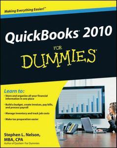 QuickBooks 2010 For Dummies (Repost)