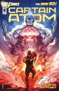 Captain Atom 003 2012
