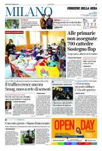 Corriere della Sera Milano – 01 ottobre 2020