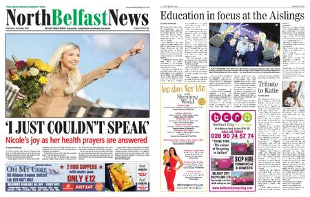 North Belfast News – November 02, 2019