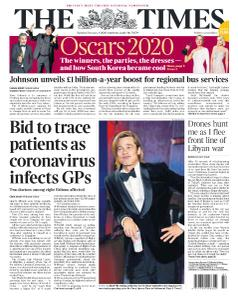 The Times - 11 February 2020