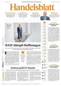 Handelsblatt - 30 Juli 2020