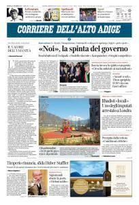 Corriere dell'Alto Adige - 21 Ottobre 2017