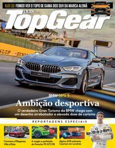 BBC Top Gear Portugal - junho 2018