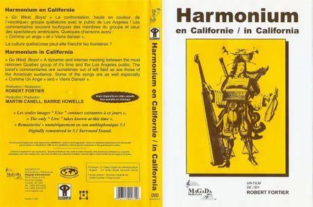 Harmonium - En Californie / In California (2001)