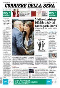 Corriere della Sera - 14 Aprile 2018
