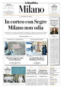 la Repubblica Milano - 10 Dicembre 2019