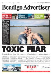 Bendigo Advertiser - January 17, 2019