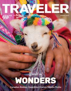 AAA Traveler - Spring 2020