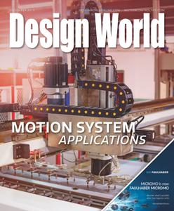 Design World - Motion System Applications November 2019