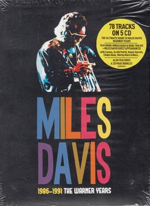 Miles Davis - 1986-1991, The Warner Years (2011) {5CD Set Warner--Rhino 5249878472}