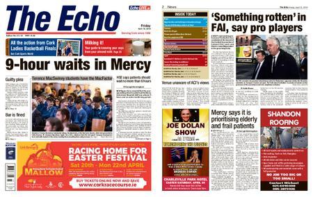 Evening Echo – April 12, 2019