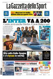 La Gazzetta dello Sport Roma – 10 agosto 2019