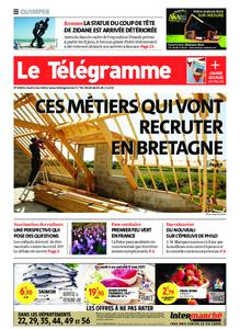 Le Télégramme Quimper – 06 mai 2021