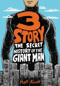 Dark Horse-3 Story The Secret History Of The Giant Man expanded Edition 2019 Hybrid Comic eBook