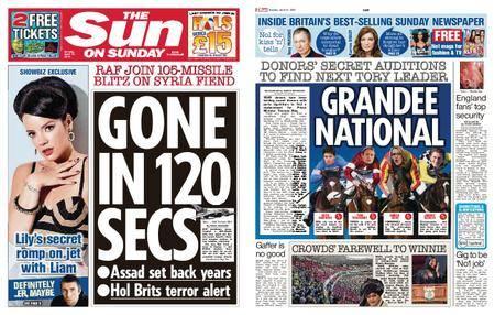 The Sun UK – 15 April 2018