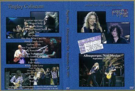 Jimmy Page & Robert Plant - Albuquerque 1995 (2009)
