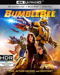 Bumblebee (2018) [4K, Ultra HD]