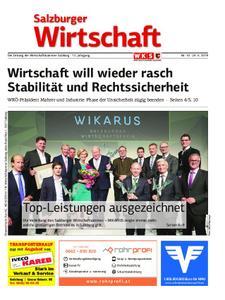 Salzburger Wirtschaft – 24. Mai 2019
