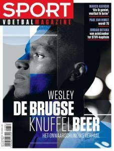 Sport Voetbal Magazine - 26 September 2018