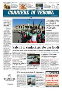 Corriere di Verona – 11 novembre 2018