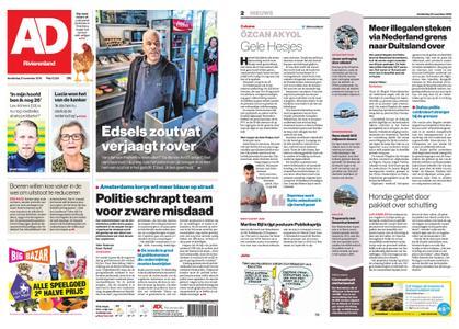 Algemeen Dagblad - Rivierenland – 21 november 2019