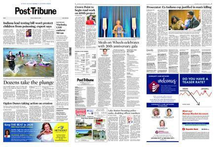 Post-Tribune – March 08, 2020