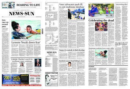 Lake County News-Sun – October 23, 2017