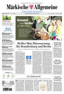 Märkische Allgemeine Luckenwalder Rundschau - 29. Mai 2018
