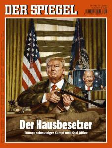 Der Spiegel - 7 November 2020