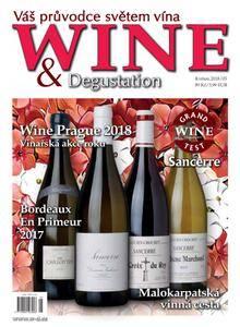 Wine & Degustation - květen 2018