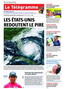 Le Télégramme Guingamp – 03 septembre 2019