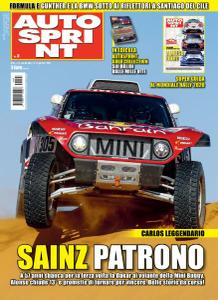 Auto Sprint N.3 - 21 Gennaio 2020
