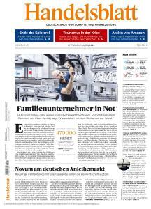 Handelsblatt - 1 April 2020
