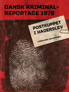 «Postkuppet i Haderslev» by Diverse forfattere