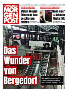 Hamburger Morgenpost – 14. Mai 2020
